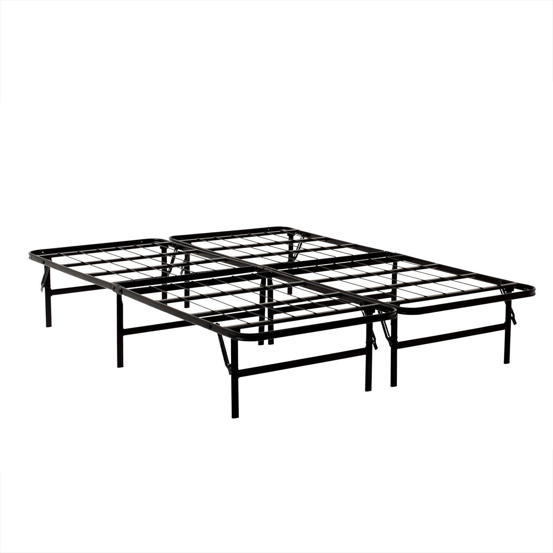 Amazon Foldable Metal Platform Bed 89 Bed Frame 41
