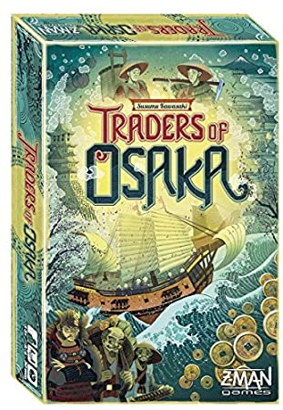 Traders of Osaka Card Game