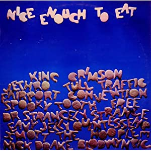 Island Records Nice Enough To Eat - Pink Label 1969 UK vinyl LP IWPS6