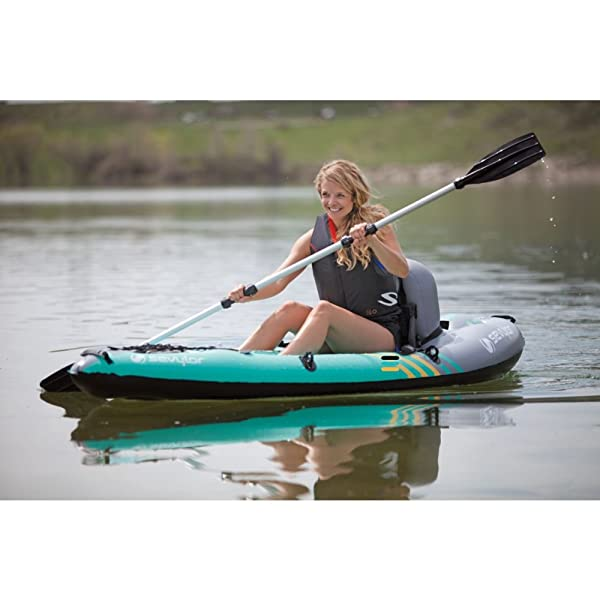 Coleman Quikpak(TM) K1 1-Person Kayak review