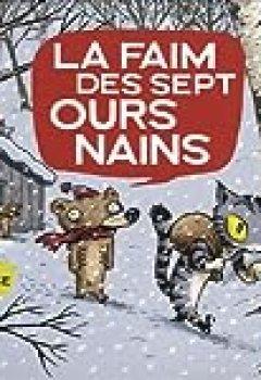 Livres Couvertures de La Faim Des Sept Ours Nains