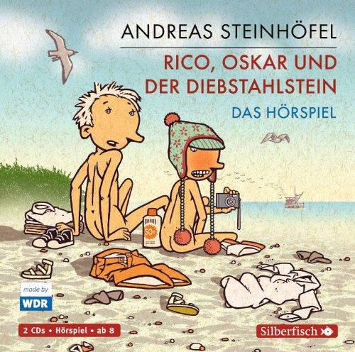 Andreas Steinhöfel - Rico, Oskar und der Diebstahlstein (Silberfisch/Hörbuch Hamburg)