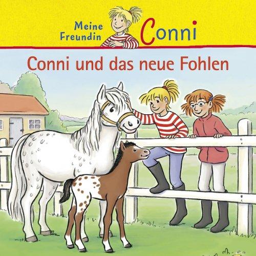 Conni (40) - Conni und das neue Fohlen (Karussell)