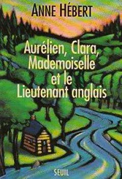 Livres Couvertures de Aurélien, Clara, Mademoiselle Et Le Lieutenant Anglais