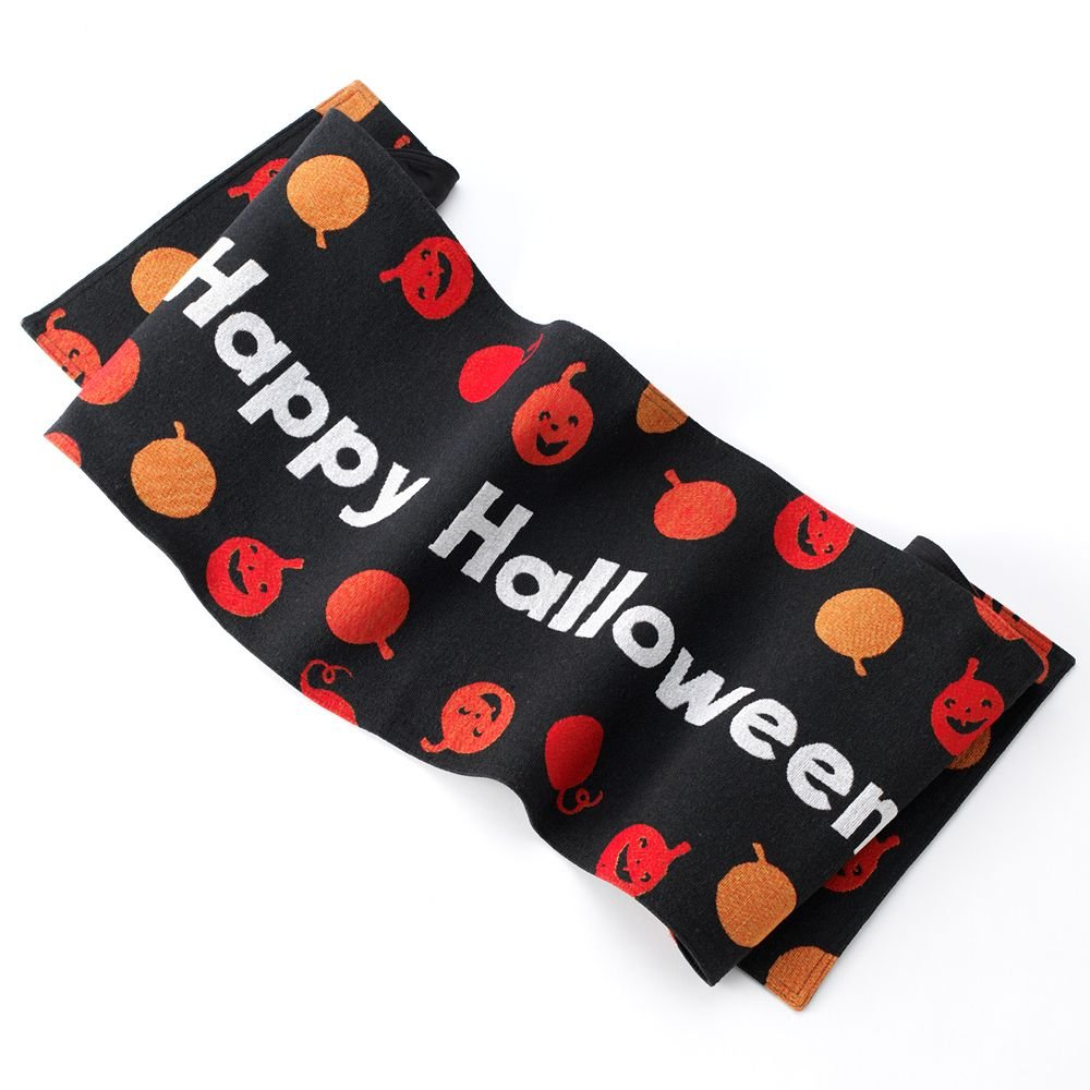 Happy Halloween Table Runner Jack O Lanterns 54 Long