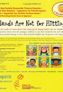 Livres Couvertures de Hands Are Not for Hitting