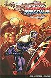Captain America: Iron Nail Vol. 4