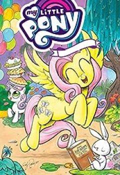 Livres Couvertures de My Little Pony   Intégrale, Tome 5 :