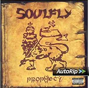 Soulfly - Prophecy album cover