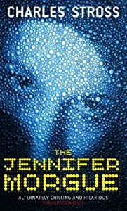 "Cover of ""The Jennifer Morgue"""