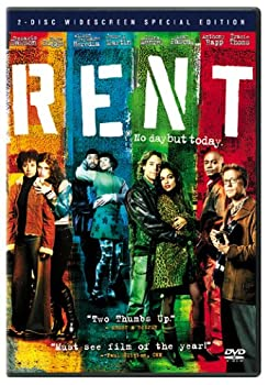 """Cover of """"Rent (Widescreen Two-Disc Speci..."""