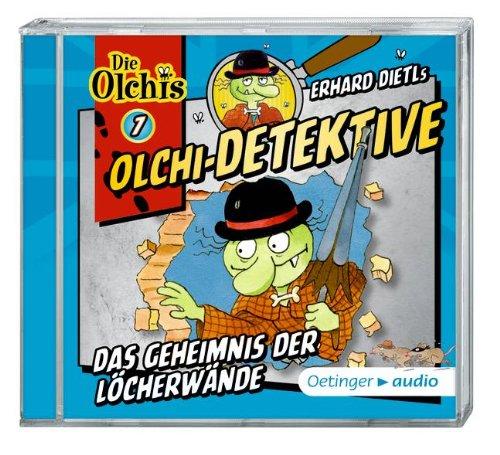 Olchi-Detektive (7) Das Geheimnis der Löcherwände (Oetinger Audio)