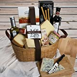 Italian Luxuries Gift Basket - FREE SHIPPING (5.7 pound)