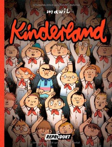 kinderland comic