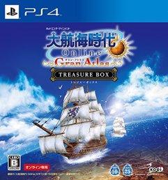 大航海時代Online ~Gran Atlas~ トレジャーBOX