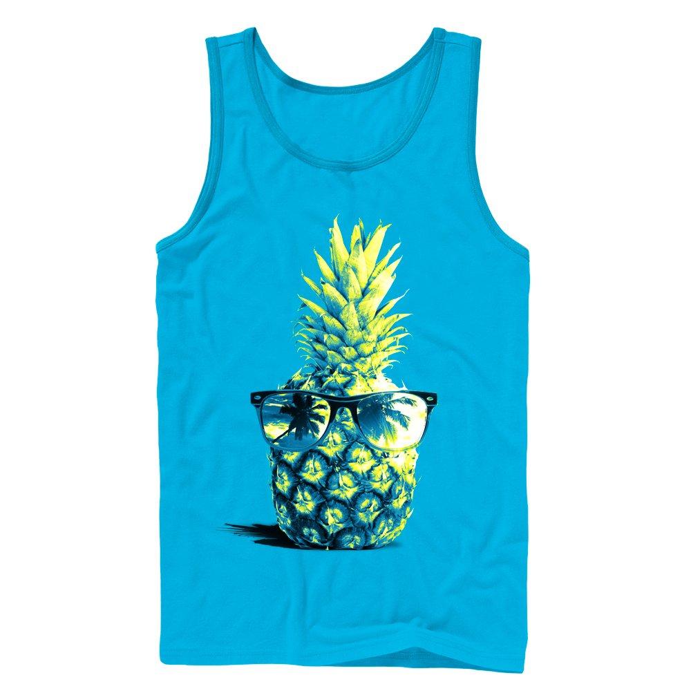 Lost Gods Pineapple Sunglasses Mens Graphic Tank Top