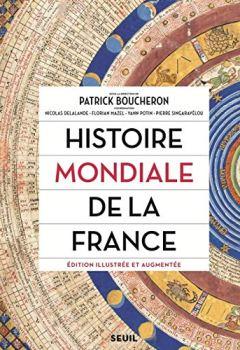 Livres Couvertures de Histoire mondiale de la France
