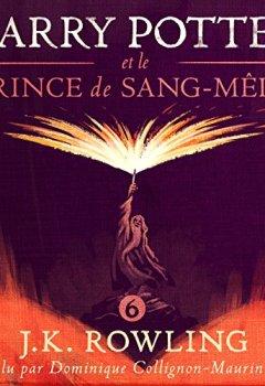 Livres Couvertures de Harry Potter et le Prince de Sang-Mêlé (Harry Potter 6)