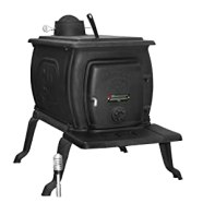 pioneer style wood stove
