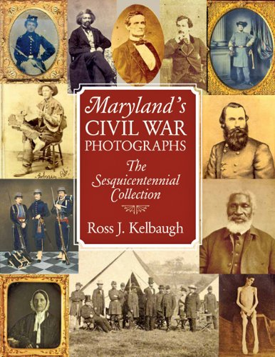 Maryland's Civil War Photographs cover