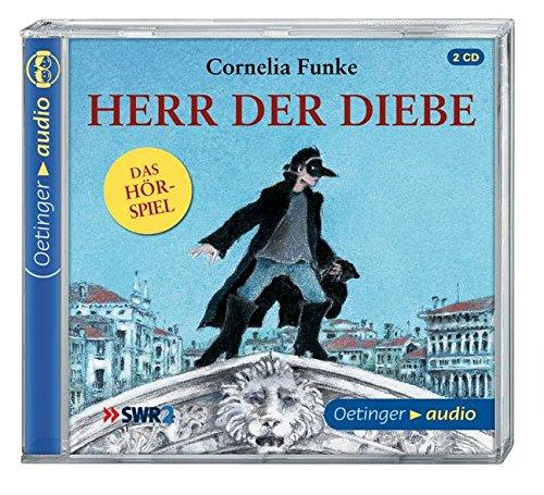 Herr der Diebe (Cornelia Funke) SWR / NDR 2014 / Oetinger Audio 2015