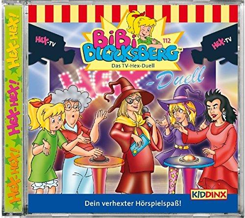 Bibi Blocksberg (112) Das TV-Hex-Duell (Kiddinx)