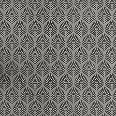 J BOUTIQUE STENCILS Peacock Feather Wall Stencil Allover Stencils for Easy Stenciled Wall DIY decor