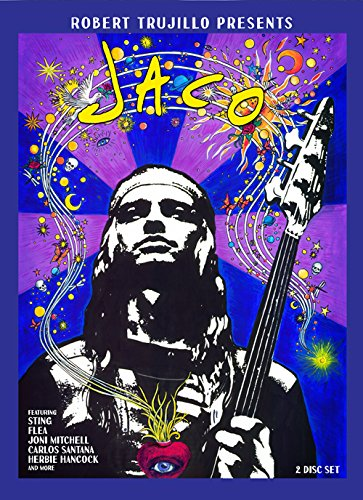 Jaco documentary dvd cover
