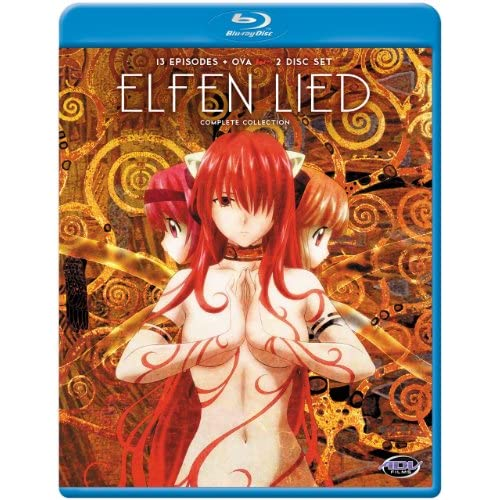 Elfen Lied: Complete Collection [Blu-ray] [Import]
