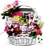 Art of Appreciation Gift Baskets   Large Mothers Are Forever Tea and Snacks