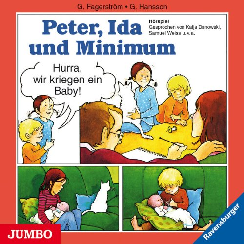Peter, Ida und Minimum (Jumbo)