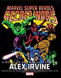 Secret Wars Prose Novel