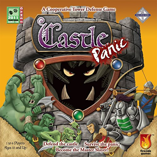 Castle Panic Board Game and Expansion
