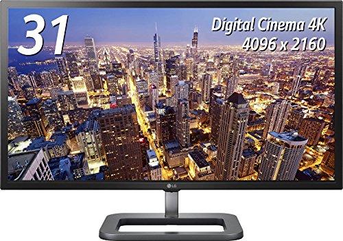 LG 31MU97-B IPSディスプレイ モニター 31インチ/DCI 4K IPS/非光沢/4096×2160/HDMI/DisplayPort