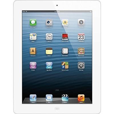 Apple iPad with Retina Display(16GB, Wi-Fi, White)