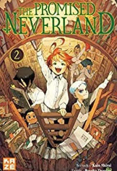 Livres Couvertures de The Promised Neverland, Tome 2