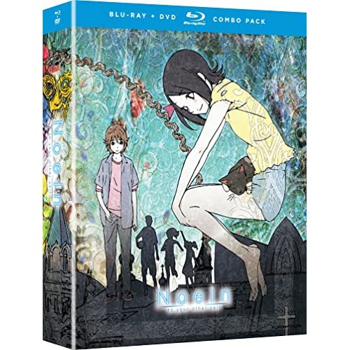 Noein: Complete Series (Blu-ray/DVD Combo)