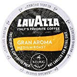 Lavazza K-Cup Portion Pack for Keurig Brewers, Gran Aroma, 22 Count
