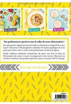 Livres Couvertures de Running food