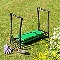 Gardman heavy duty garden kneeler and seat