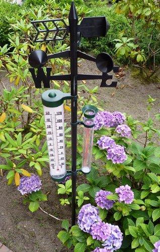 Garten Wetterstation H150cm Günstige Wetterstationen