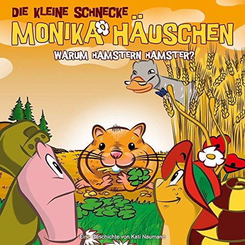Die kleine Schnecke Monika Häuschen (37) Warum hamstern Hamster? (Karussell)
