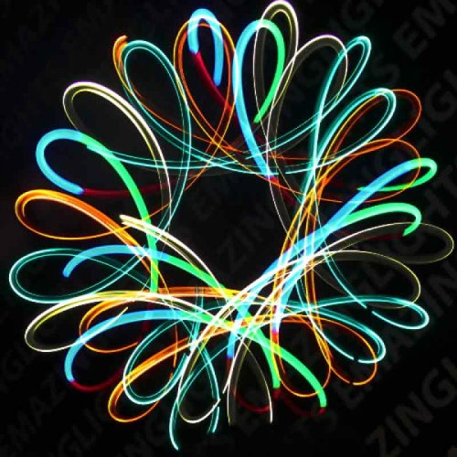 EmazingLights Skittles 4-Light Rave Orbit Light Toy – As Seen on Shark Tank!