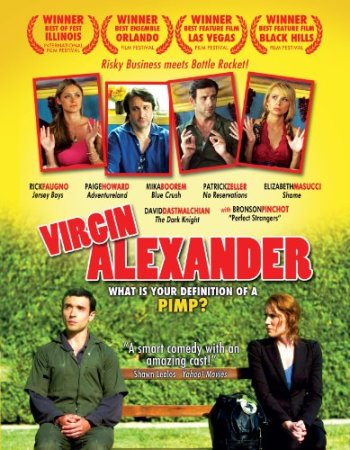 Virgin Alexander, Paige Howard, Charlotte Barrett, Sean Fallon, Mika Boorem