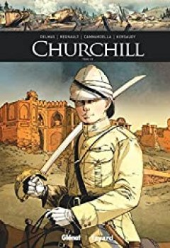 Livres Couvertures de Ils Ont Fait L'Histoire, Tome 26 : Churchill (1/2)