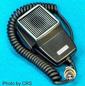 Amazon Mic Microphone For 4 Pin Cobra Uniden Cb