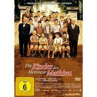 Die Kinder des Monsieur Mathieu / Regie: Christophe Barratier. Darst.: Gérard Jugnot ; François Berléand ; Kad Merad ...