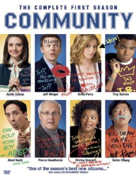 Community: The Complete First Season, Alison Brie