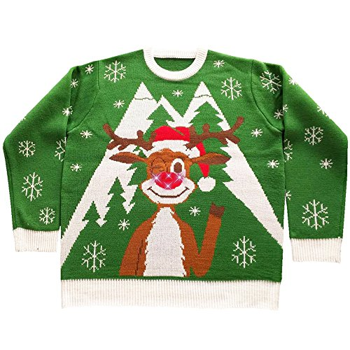 Light-Up-Hello-Deer-Ugly-Christmas-Sweater-FunQi