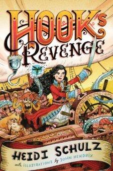 Hook's Revenge, Book 1 Hook's Revenge by Heidi Schulz| wearewordnerds.com